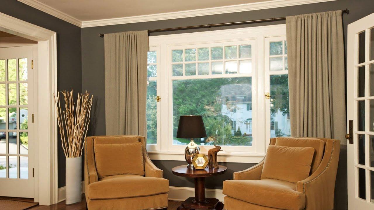 6 tyylikästä ikkunankäsittelyideaa kotiin
